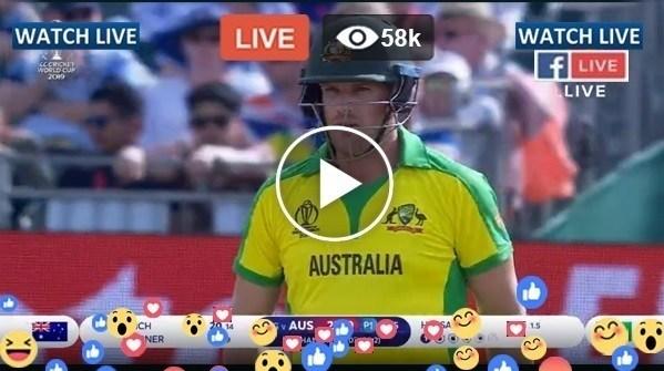 New Zealand vs Australia Live Match Today NZ vs AUS ICC CWC 2019