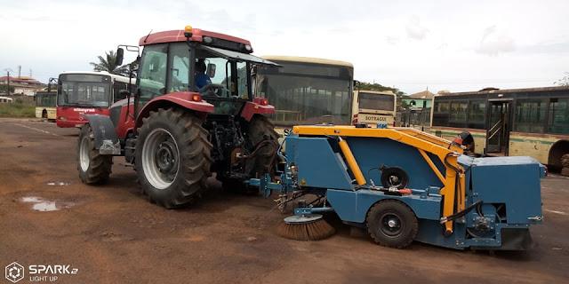 Assainissement de la ville de Conakry : la Guinée reçoit des équipements de collecte de la part de la société Albayrak 3