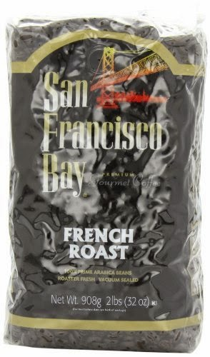 San Francisco Bay Coffee French Roast Whole Bean Coffee