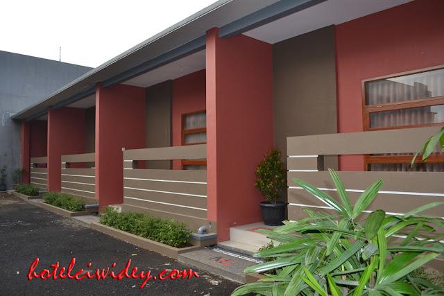 Booking villa di area wisata kawah putih dari jombang