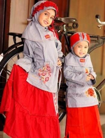 baju muslim anak perempuan branded usia 4 tahun