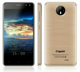 Cagabi One Specifications, Features And Price - Cheapest 4G LTE Smartphone