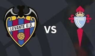 Resultado Levante vs Celta liga 21-9-21