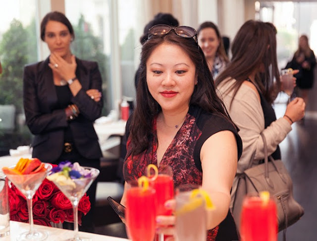 viniq ruby cocktail