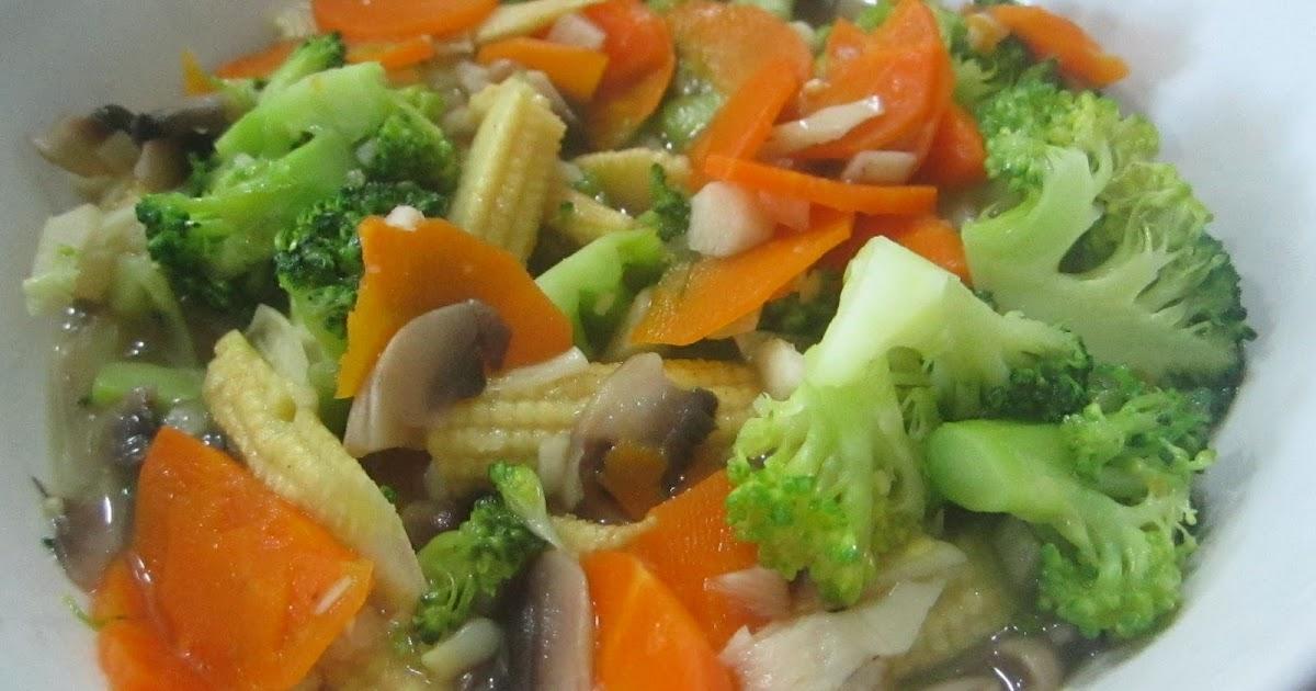Suka Masakan China? Ini 2 Resep Makanan Chinese Food Sederhana Halal Capcay