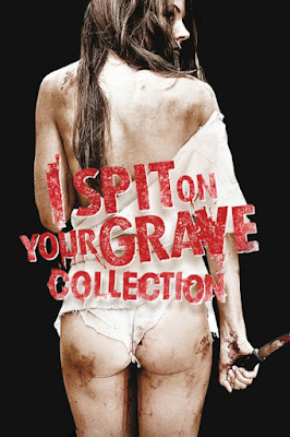 COMBO I Spit On Your Grave DVDHD DUAL LATINO 5.1 + SUB