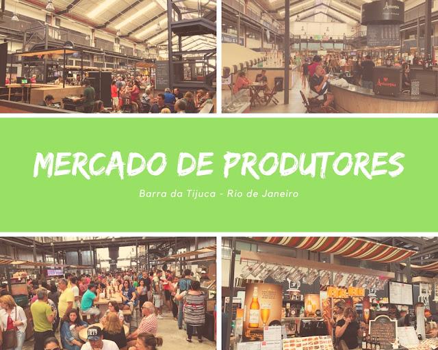 Mercado de Produtores, na Barra, uma delícia para ir com amigos e familiares