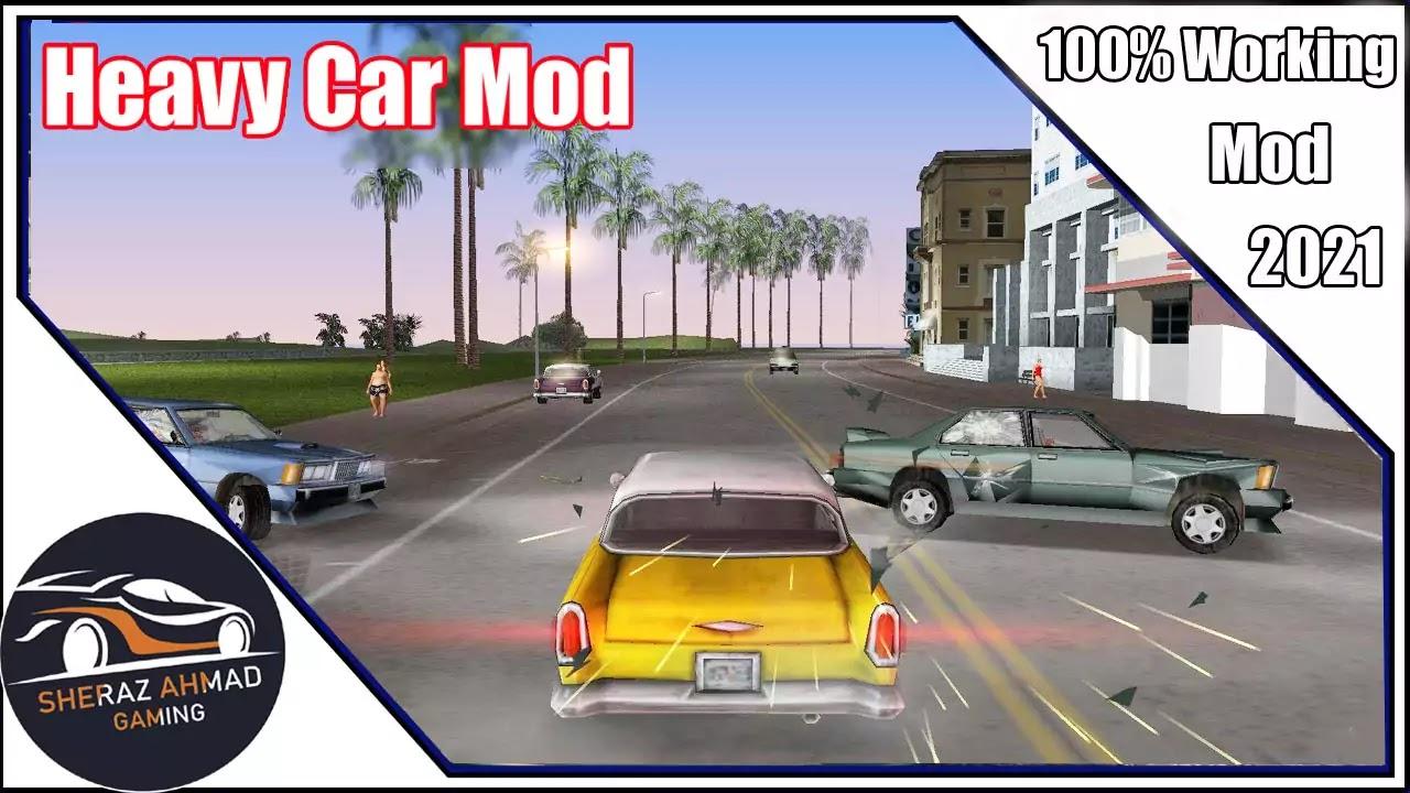 Download GTA Vice City Heavy Car Mod - Sheraz Ahmad Gaming