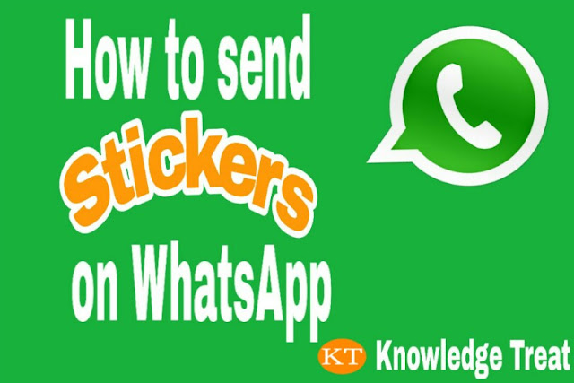 How to send stickers on Whatsapp, How to send love stickers on Whatsapp