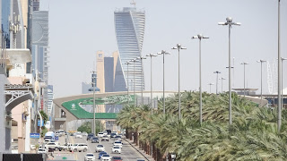 Riyadh is mostly a business destination