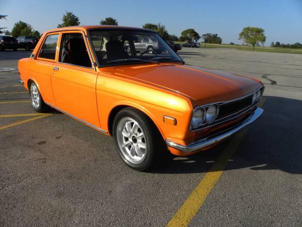 Custom 1970 Datsun 510 | Auto Restorationice