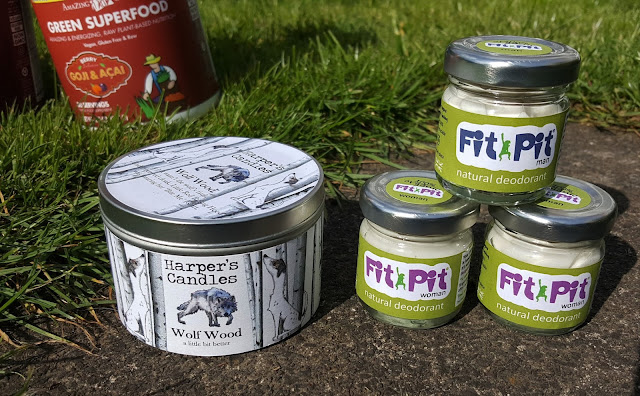 Harper's Candles & Fit Pit