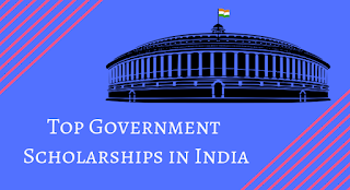 Application for scholarships in India by the National scholarship portal