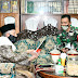 Di Ponpes An-Nur dan Miftahul Huda, Kolonel Zainuddin Bahas New Normal