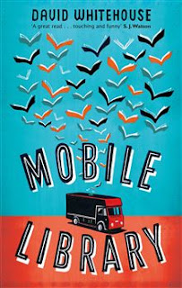 Book Cover of the novel Mobile Library by David Whitehouse