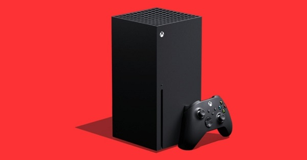 Unpacking Xbox Series X