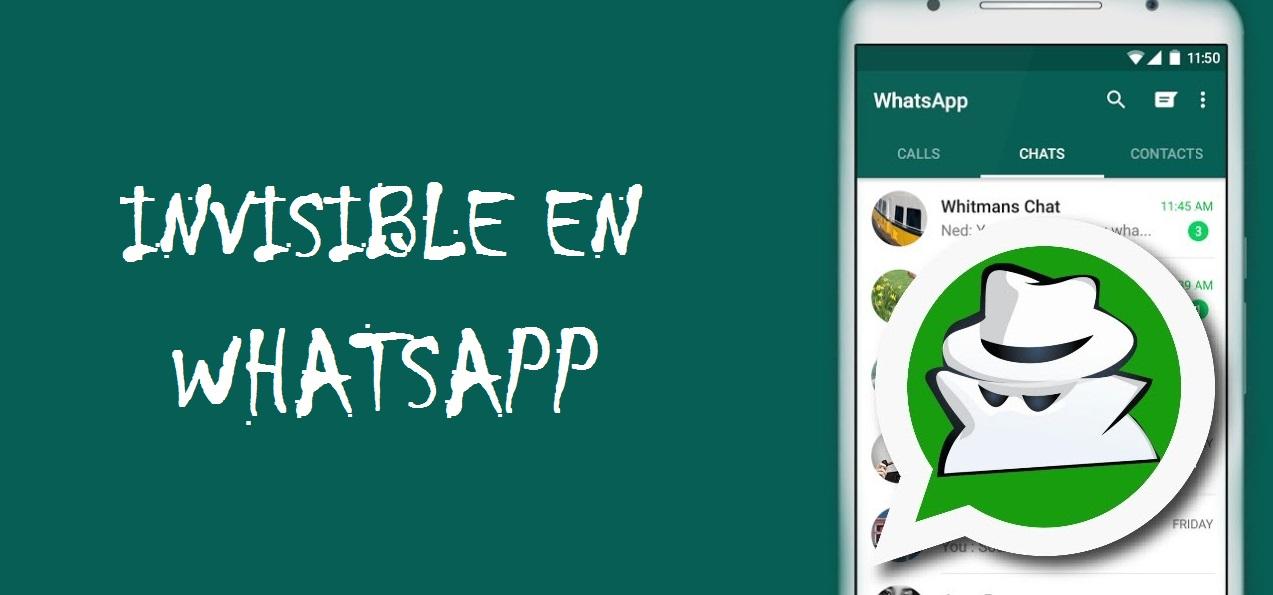 oculto en WhatsApp