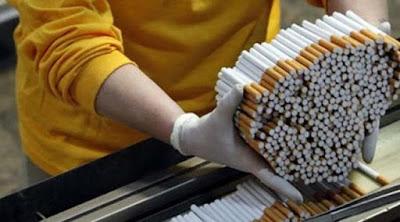 Rahasia Pabrik Rokok
