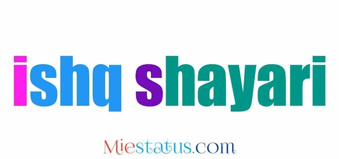 ishq shayari in hindi - Best 2 Line इश्क़ शायरी हिंदी
