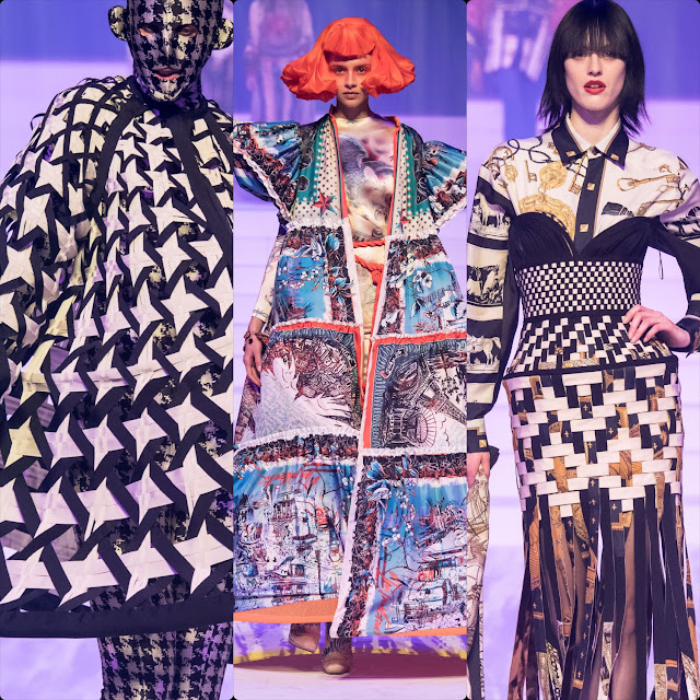 Jean Paul Gaultier Last show Haute Couture Spring Summer 2020. RUNWAY MAGAZINE ® Collections