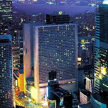 Marriott Hotel  Broadway New York