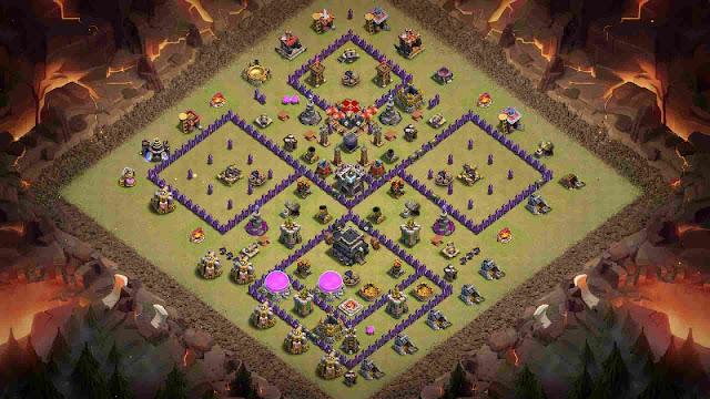 base war th 9 anti 3 star terkuat