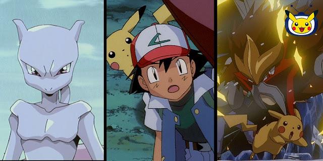 Pokemon Latinoamerica libera sus peliculas