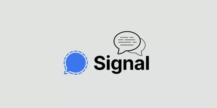 Cara Menggunakan Stiker di Signal