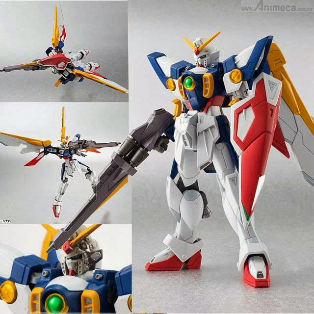FIGURA ROBOT SPIRITS SIDE MS WING GUNDAM