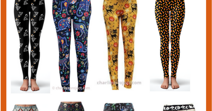 dd5869b436d680 31 Halloween Leggings Like Lularoe Including Plus Size TC and OS -  Everything Pretty