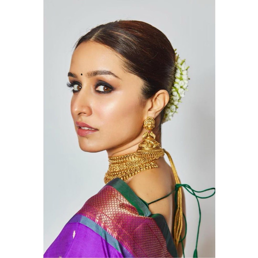 Shraddha Kapoor Exclusive New Photoshoot in Saree