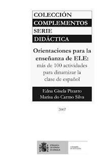 MÁS DE 100 ACTIVIDADES PARA DINAMIZAR LA CLASE DE ESPAÑOL