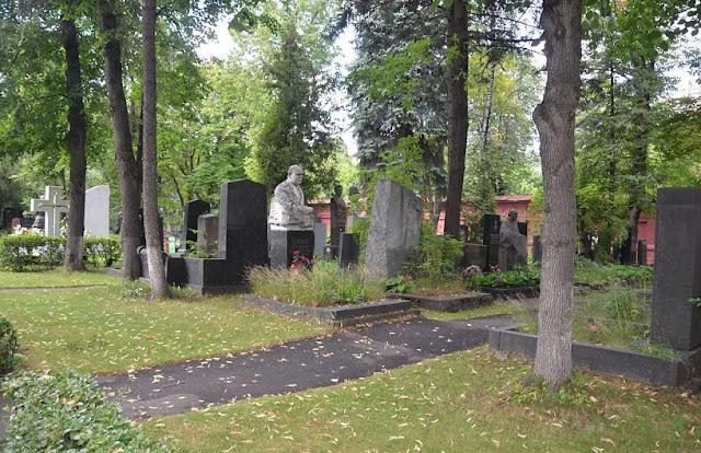 Novodevichy Cemetery