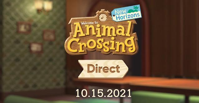 Animal Crossing: New Horizons Direct