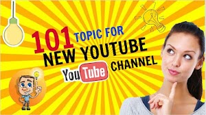 101 Topics & ideas (niche) For New YouTube Channel 2019 in Hindi
