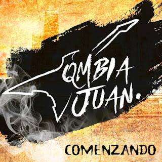 QMBIA JUAN - CD COMENZANDO 2019