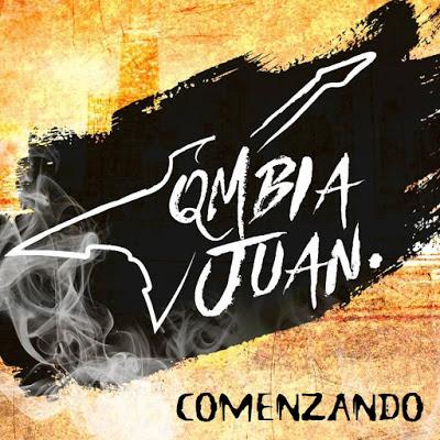 QMBIA JUAN - COMENZANDO (CD COMPLETO)