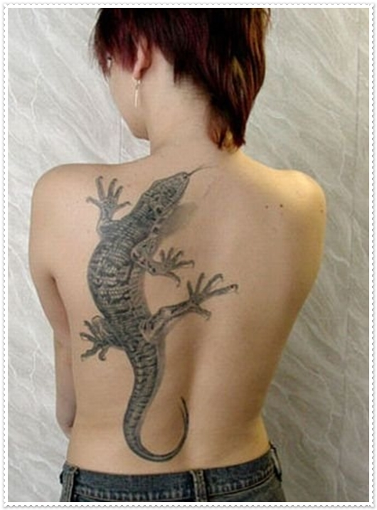 3D Tattoo Trends 2015