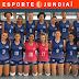 """Joguinhos: Vôlei feminino de Jundiaí vence """"favorito"""" e termina na liderança do grupo"""