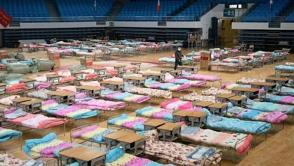 Korban Jiwa Corona Jadi 724 Orang, Dalam Sehari 86 Orang meninggal di China