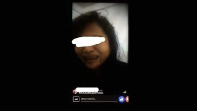 Woman goes live on Facebook to slash her wrist after fight with boyfriend