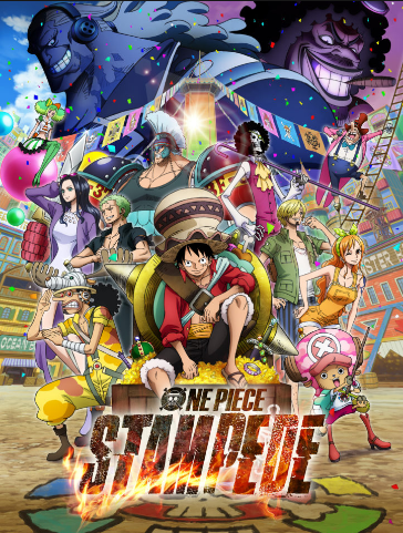 One Piece: Stampede Tickets Are Now on Sale