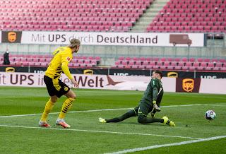 ملخص واهداف مباراة بروسيا دورتموند وكولن (2-2) الدوري الالماني