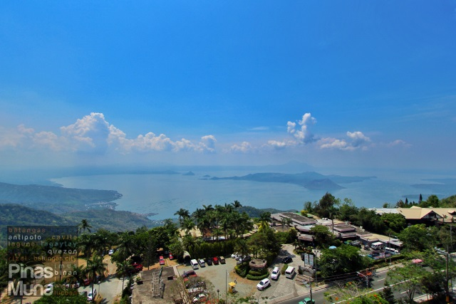 lake view from Summit Ridge Tagaytay