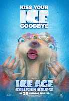ice age five poster 3
