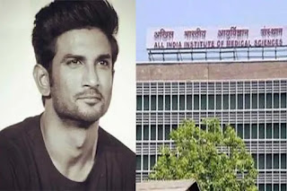 AIIMS doctor gave finally report of Sushant Singh Rajput death to CBI