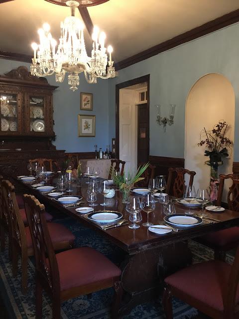 Private Dining, Graycliff Restaurant, Nassau - curiousadventurer.blogspot.com