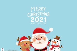 السنة الجديدة 2021