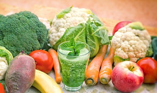 Jus sayur dan buah untuk pola hidup sehat