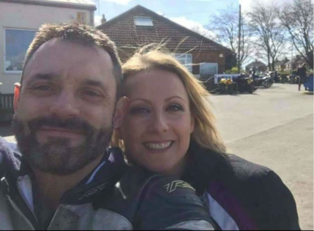 Couple killed in horror crash